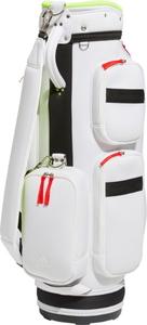 AD20SS-GUV70-WH アディダス キャディバッグ(ホワイト・9型・46インチクラブ対応) adidas ウィメンズ キャディバッグ