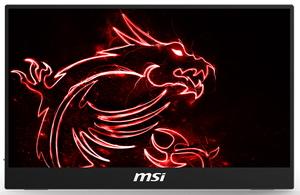 OPTIX-MAG161V MSI 15.6型ワイド 液晶モバイルディスプレイ