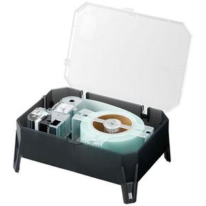 SS50K-EX キングジム テプラPRO EXロングテープカートリッジ 白ラベル/黒文字 50mm KING JIM