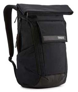 ITJ-3204213 スーリー THULE 贈答品 ラップトップバックパック ブラック 迅速な対応で商品をお届け致します Thule 24L Backpack Paramount