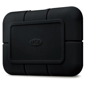 STHZ1000800 エレコム Thunderbolt 3 対応 ポータブルSSD 1.0TB LaCie Rugged SSD Pro