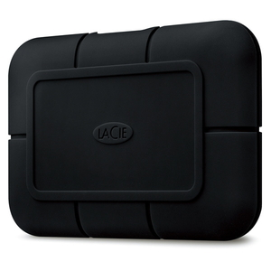 STHZ2000800 エレコム Thunderbolt 3 対応 ポータブルSSD 2.0TB LaCie Rugged SSD Pro