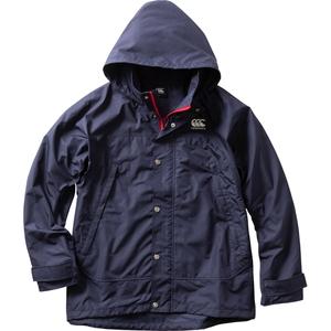 CCC-RA7006829-M カンタベリー メンズ フィールドジャケット(ネイビー・サイズ:M) CANTERBURY FIELD JACKET