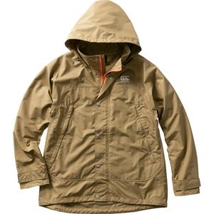 CCC-RA7006834-XL カンタベリー メンズ フィールドジャケット(カーキ・サイズ:XL) CANTERBURY FIELD JACKET