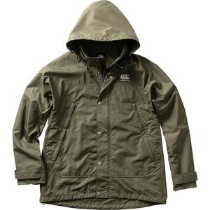 CCC-RA7006846-L カンタベリー メンズ フィールドジャケット(ライトオリーブ・サイズ:L) CANTERBURY FIELD JACKET