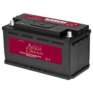 AD-MF60038 AQUA DREAM 輸入車用 メンテナンスブリーバッテリー (欧州車用)【他商品との同時購入不可】