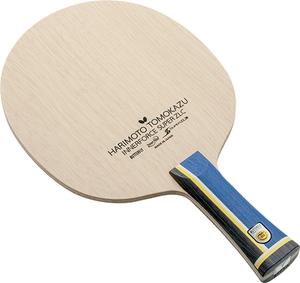 BUT-37021 バタフライ 卓球ラケット BUTTERFLY 張本智和 インナーフォース SUPER ZLC グリップ形状:FL(フレア)