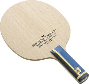 BUT-37024 バタフライ 卓球ラケット BUTTERFLY 張本智和 インナーフォース SUPER ZLC グリップ形状:ST(ストレート)