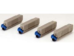 800180 富士通 FUJITSU Printer XL-C2340用 純正 トナーカートリッジ CL115B(シアン)