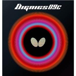 BUT-06070-278-A バタフライ 卓球ラバー(ブラック・厚) BUTTERFLY ディグニクス09C