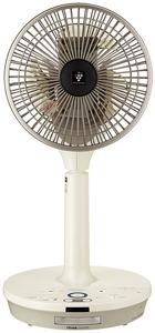 PJ-L2DBG-C シャープ 【扇風機】DCモーター搭載 リビング扇(リモコン付 ベージュ系) SHARP 「プラズマクラスター7000」搭載 [PJL2DBGC]