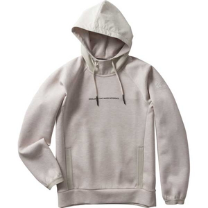 CCC-RP4002814-L カンタベリー メンズ ダフテックエアー フーディ(グレージュ・サイズ:L) CANTERBURY D.A.F TEC AIR HOODY