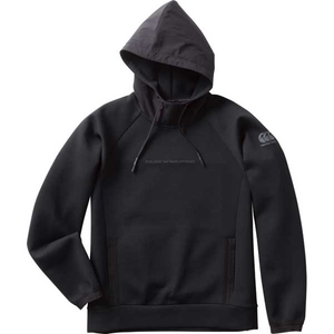 CCC-RP4002819-S カンタベリー メンズ ダフテックエアー フーディ(ブラック・サイズ:S) CANTERBURY D.A.F TEC AIR HOODY