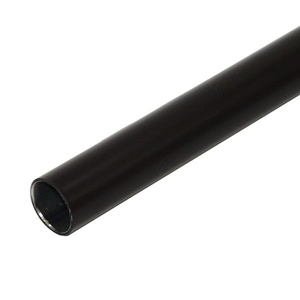 H-1500SBL ヤザキイレクター イレクターパイプ ブラック 1本 (φ28mm、全長150cm) イレクターパイプ [H1500SBLヤザキ]