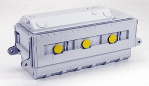 [鉄道模型]ワールド工芸 【再生産】(HO)シキ801 B2桁用 積載トランス タイプA 組立キット