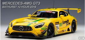 1/18 メルセデス・AMG GT3 2019 #999A(バサースト12時間レース3位)【81931】 オートアート