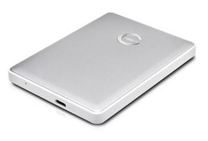 0G10339 G-Technology USB3.1対応 ポータブルハードディスク 2.0TB(シルバー) G-Drive Mobile USB-C v2