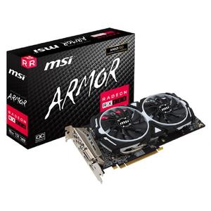 RX 580 ARMOR 8G OC J MSI PCI Express 3.0x16対応 グラフィックスボードMSI Radeon RX 580 ARMOR 8G OC J