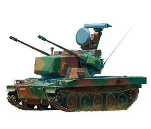 本日限定 再生産 ノンスケール リモコンプラモデル 超激得SALE 87式自走高射砲 アオシマ 陸上自衛隊