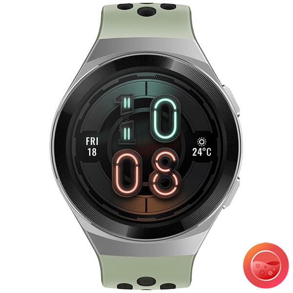 HCT-B19(GREEN) HUAWEI(ファーウェイ) スマートウォッチ(ミントグリーン) Watch GT2e 46mm/Mint Green [HCTB19GREEN]【返品種別A】