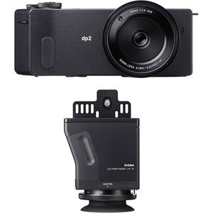 DP2Q&LVF-01 KIT シグマ デジタルカメラ「SIGMA dp2 Quattro」LCDビューファインダーキット