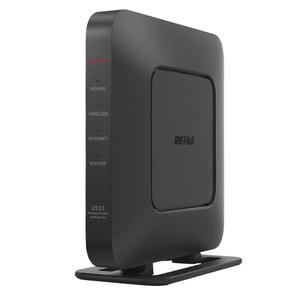 WSR-2533DHPL2-BK セールSALE%OFF バッファロー 11ac対応 1733 ブラック 無線LANルータ 別倉庫からの配送 800Mbps