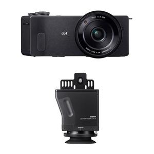 DP1Q&LVF-01 KIT シグマ デジタルカメラ「SIGMA dp1 Quattro」LCDビューファインダーキット