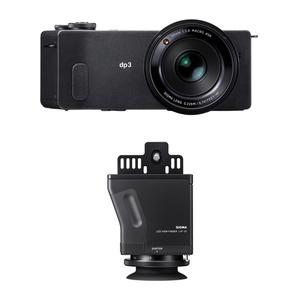 DP3Q&LVF-01 KIT シグマ デジタルカメラ「SIGMA dp3 Quattro」LCDビューファインダーキット