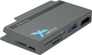 IMD-SGO349 送料無料でお届けします イミディア Surface 引出物 IMMEDIA USB変換ドッキングアダプタ Go用