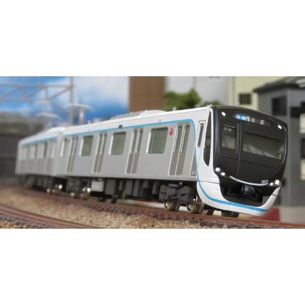 [鉄道模型]グリーンマックス (Nゲージ) 30968 東急電鉄3020系(目黒線・3122編成)6両編成セット(動力付き)