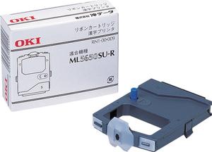 RN6-00-009 OKI ドットインパクトプリンタ用 リボンカートリッジ(6巻セット)
