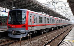 [鉄道模型]グリーンマックス (Nゲージ) 30341 東武70000系(71718編成)7両編成セット(動力付き)