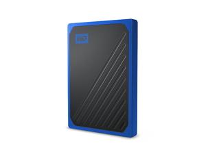 WDBMCG0020BBT-JESN ウエスタンデジタル USB 3.0対応 外付けポータブルSSD 2.0TB My Passport Go