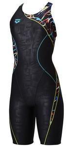DS-LAR0207W-MLT-M アリーナ 女性用フィットネス水着(マルチ・Mサイズ) arena サークルバックスパッツ(20SS)
