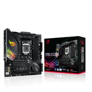 ROG STRIX Z490-I GAMING エイスース Mini-ITX対応マザーボードASUS ROG STRIX Z490-I GAMING