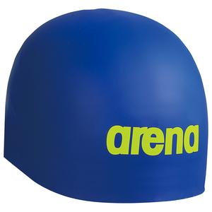 SALE開催中 DS-ARN9900-RBLU-L アリーナ スイムキャップ Fina承認 Rブルー サイズ:L 3D 送料0円 シリコンキャップ AQUAFORCE arena SOFT