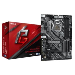 Z490 Phantom Gaming 4/2.5G ASRock ATX対応マザーボードASRock Z490 Phantom Gaming 4/2.5G