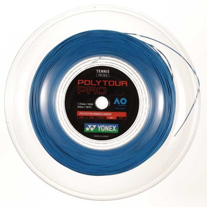 YO-PTP115-2002 ヨネックス テニス ストリング(ブルー・1.15mm) YONEX ポリツアープロ115
