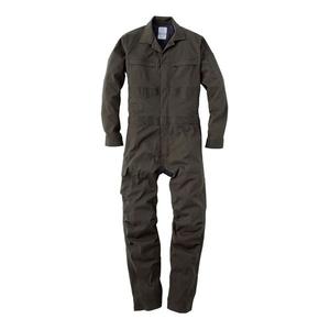 GE-447-09-5L エスケープロダクト ダブルメッシュ・ストレッチ長袖ツナギ OD 5Lサイズ SK-PRODUCT