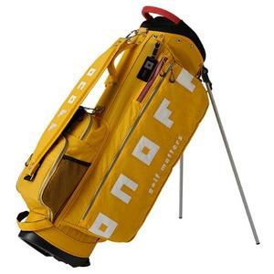 OB0320-26 オノフ キャディバッグ (イエロー・9型・47インチクラブ対応) ONOFF Caddie Bag OB0320
