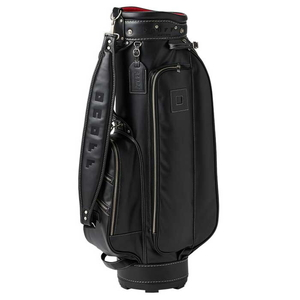 OB1020-02 オノフ キャディバッグ (ブラック・8.5型・47インチクラブ対応) ONOFF Caddie Bag OB1020