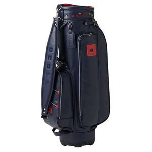 OB1020-04 オノフ キャディバッグ (ネイビー・8.5型・47インチクラブ対応) ONOFF Caddie Bag OB1020