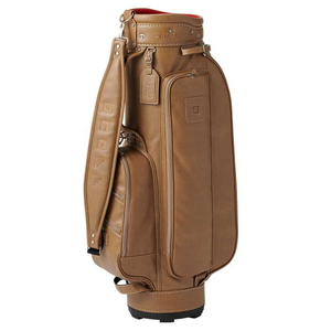 OB1020-05 オノフ キャディバッグ (ブラウン・8.5型・47インチクラブ対応) ONOFF Caddie Bag OB1020