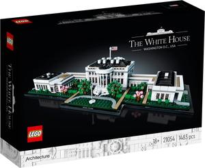 レゴ(R)アーキテクチャー ホワイトハウス【21054】 レゴジャパン