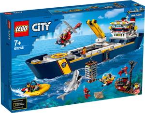 レゴ(R)シティ 海の探検隊 海底探査船【60266】 レゴジャパン