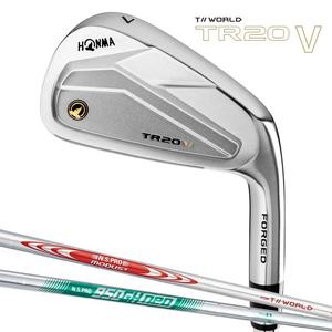 TR20V-5-10-NEO-S 本間ゴルフ ツアーワールド TR20-V アイアン 6本セット(#5~#10) N.S.PRO 950GH neoシャフト #5~#10 フレックス:S