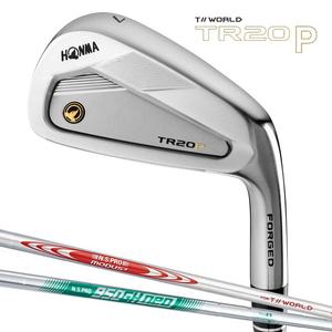 TR20P-6-11-NEO-S 本間ゴルフ ツアーワールド TR20-P アイアン 6本セット(#6~#11) N.S.PRO 950GH neoシャフト #6~#11 フレックス:S