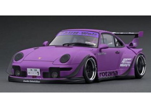 1/18 RWB 993 Matte Purple【IG1958】 ignitionモデル