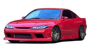 1/43 VERTEX S15 Silvia Red【IG2132】 ignitionモデル