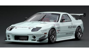 1/43 Mazda RX-7 (FC3S) RE Amemiya White【IG2136】 ignitionモデル